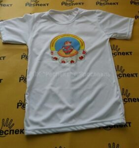 a818b3b1da9d1 Печать фото на футболках, футболки с фотографией, логотипами ...